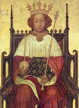 britian king