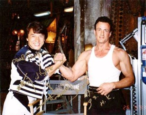 Jackie Chan porno film