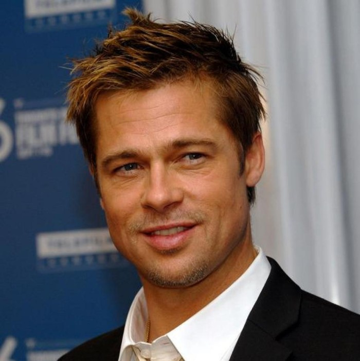 Brad Pitt earned a  million dollar salary, leaving the net worth at 240 million in 2017