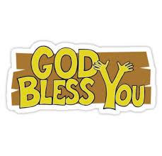 god bless u