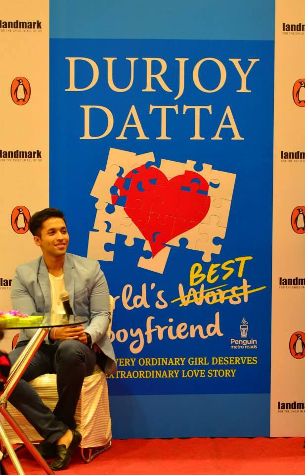 Durjoy Datta An Author By Chance A Quirky One