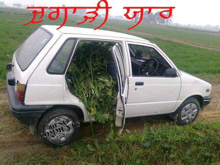 Punjabi Jugaadi