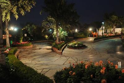 Garden of Five Senses