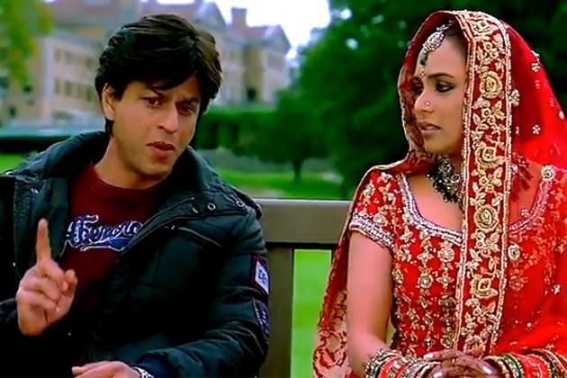 Shah Rukh Khan _Kabhie alvida na kehna