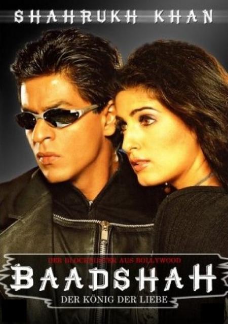 Shah Rukh Khan_badshah