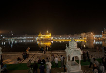 golden temple holy visit