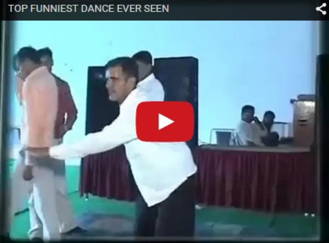 funny dances
