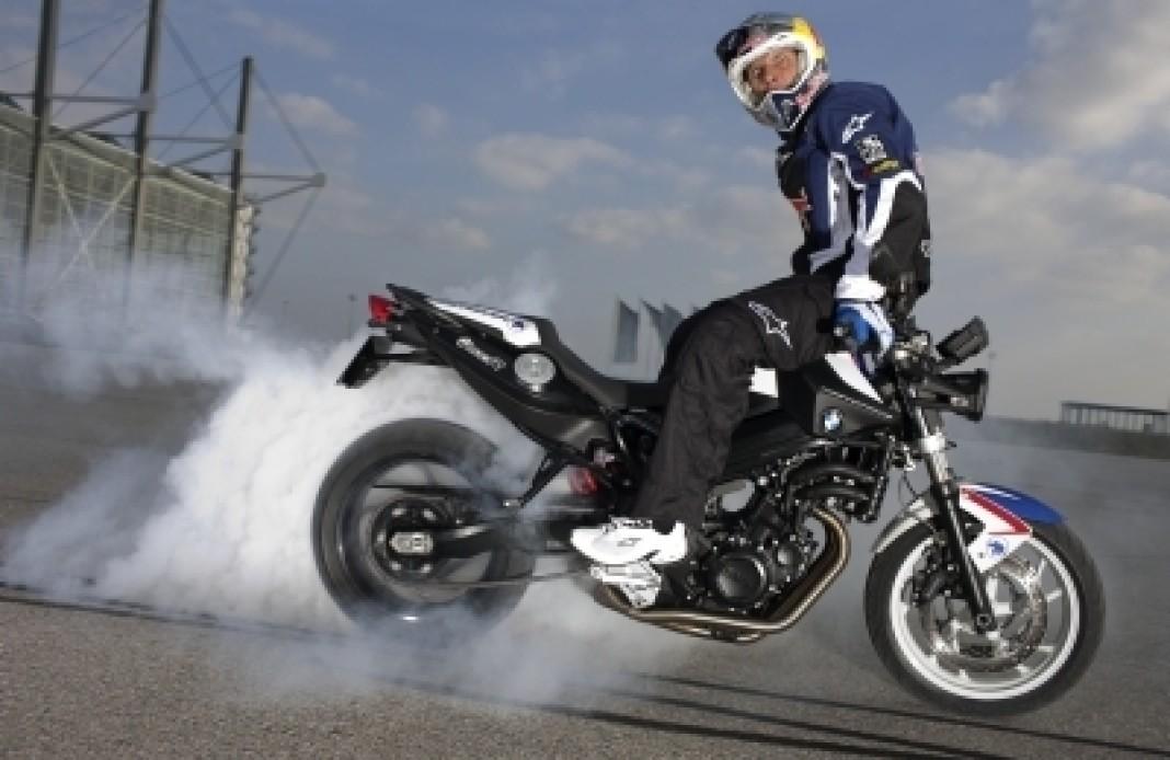 stunt biking