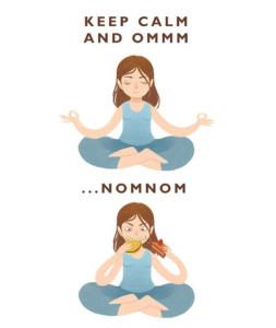 yoga pregnant