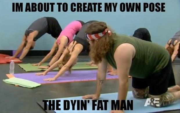 Khurki Ishtyle: Some Side Effects Of Yoga