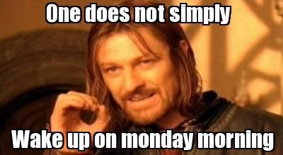 Hate Monday-Khurki.net