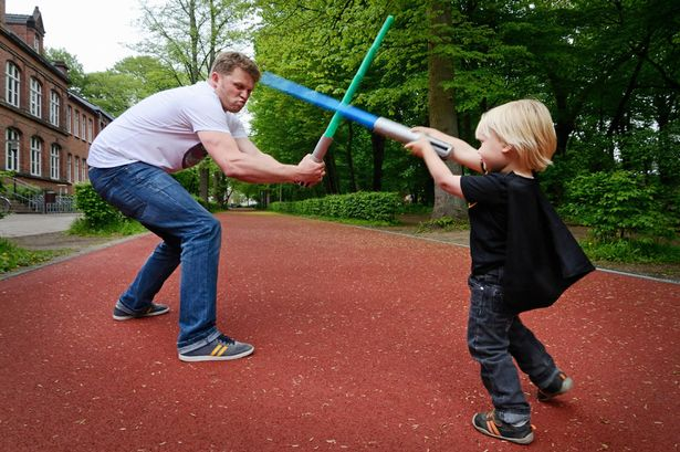 Toys For Dads : Ultimate tips a father can pass on to his son