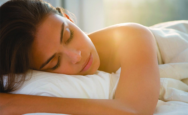 Sleeping naked is best for health