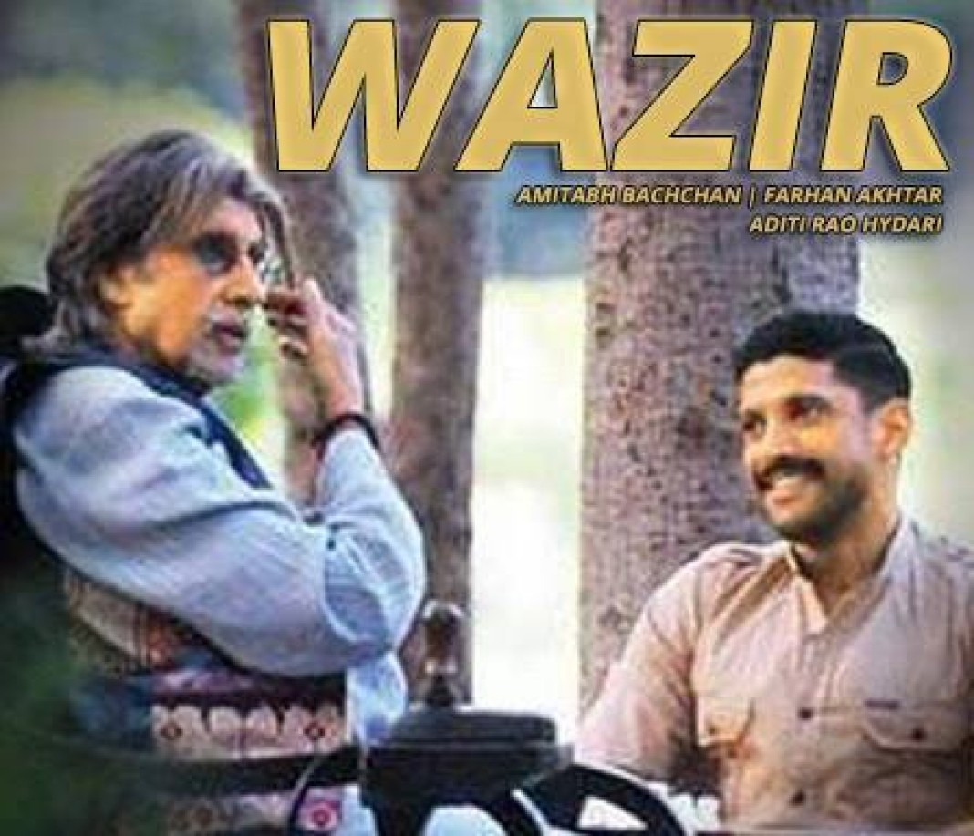 Wazir bollywood movie review