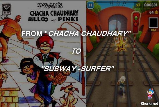 Chacha-chaudhary-khurki.net