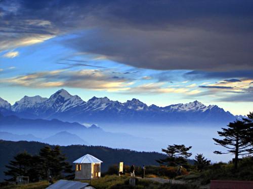 Sandakphu-Darjeeling