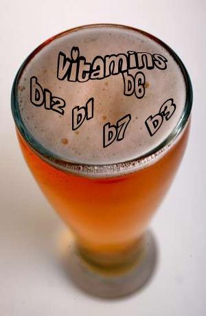beer vitamin
