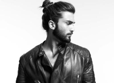 Bun Hairstyle-Khurki.net