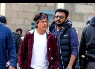 shahrukh khan fan trailer