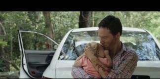 man saves child