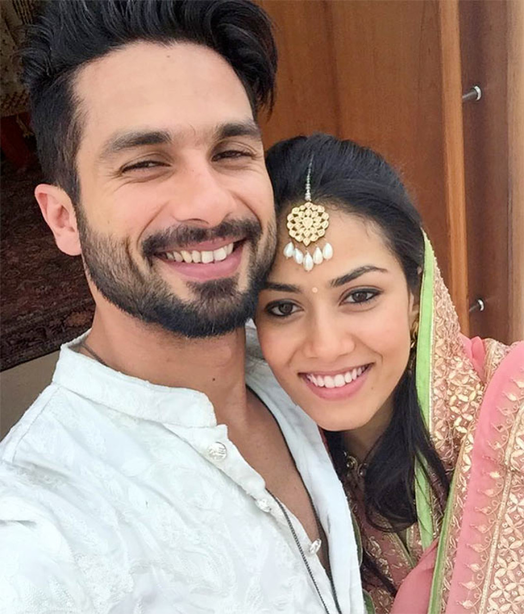 shahid kapoor married mira rajput