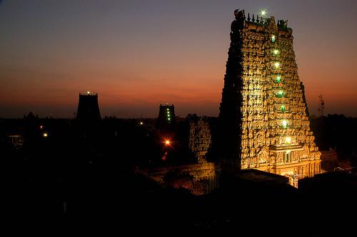 Madhurai Temple