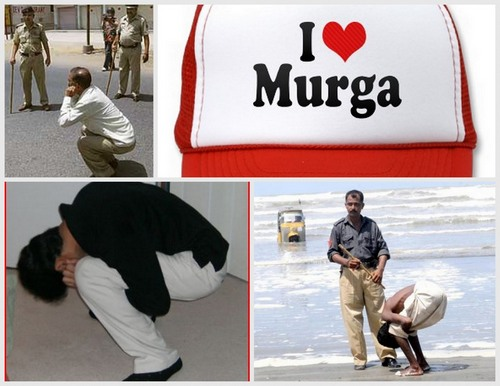 Murga Position