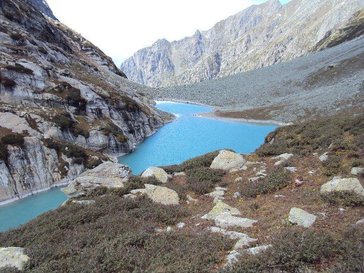 Pahalgam-Tulian Lake-1