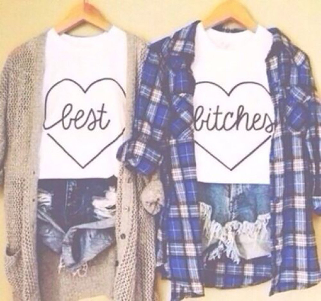 best friends turn bitches