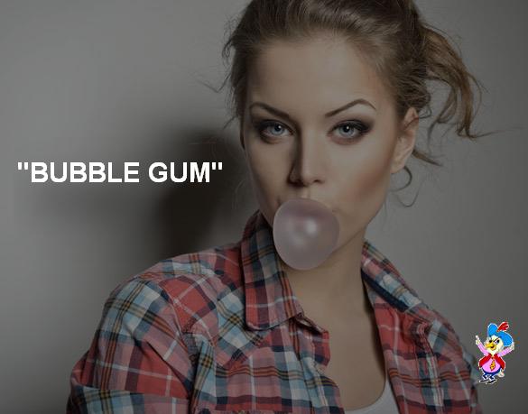bubblegum!!