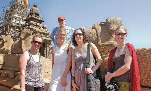 foreigners in Chennai