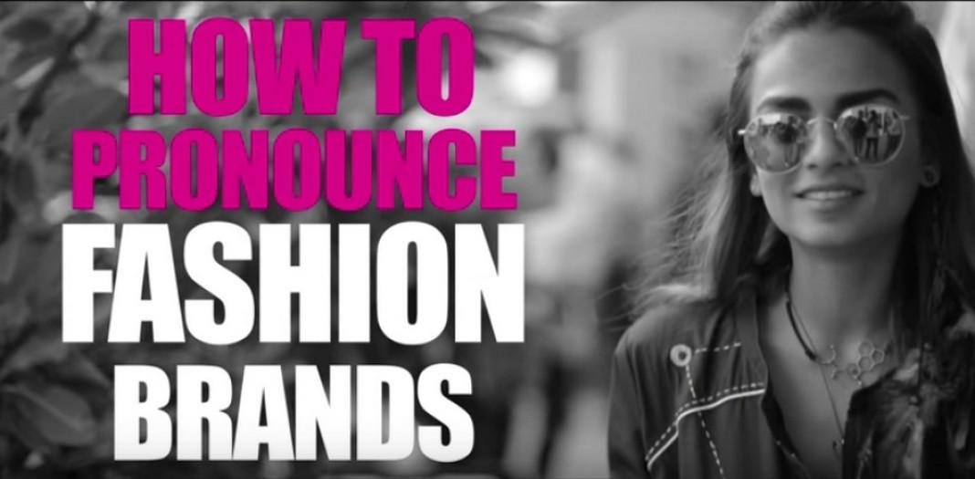 speak fashion