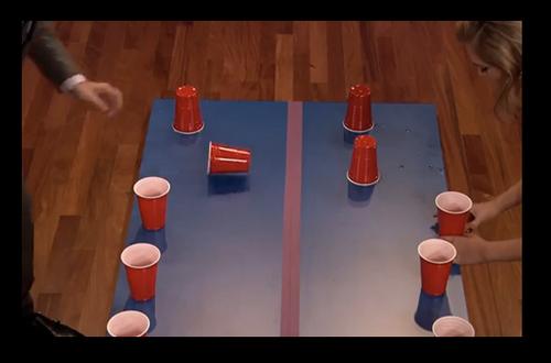 Flip Cups