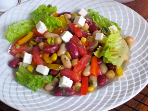 bean-and-vegetable-salad