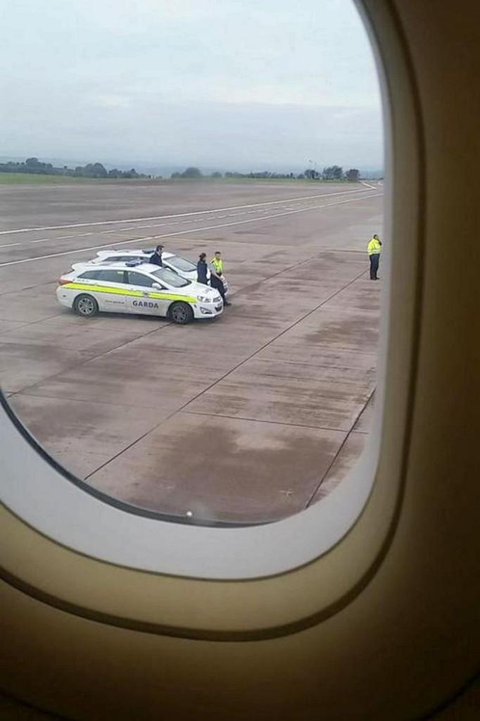 Bit By Co-passenger
