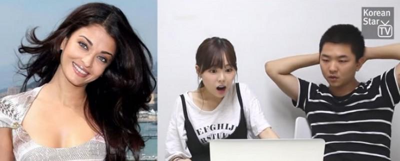 Koreans React to Indian Actresses