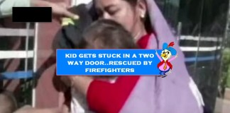 firefighters rescue