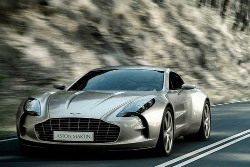 Aston Martin One-Khurki.net