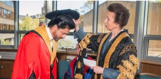 Doctorate By Edinburgh!