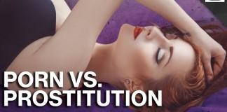 porn v/s prostitution