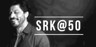 srk @ 50