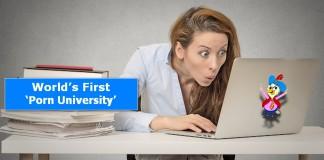 Porn University