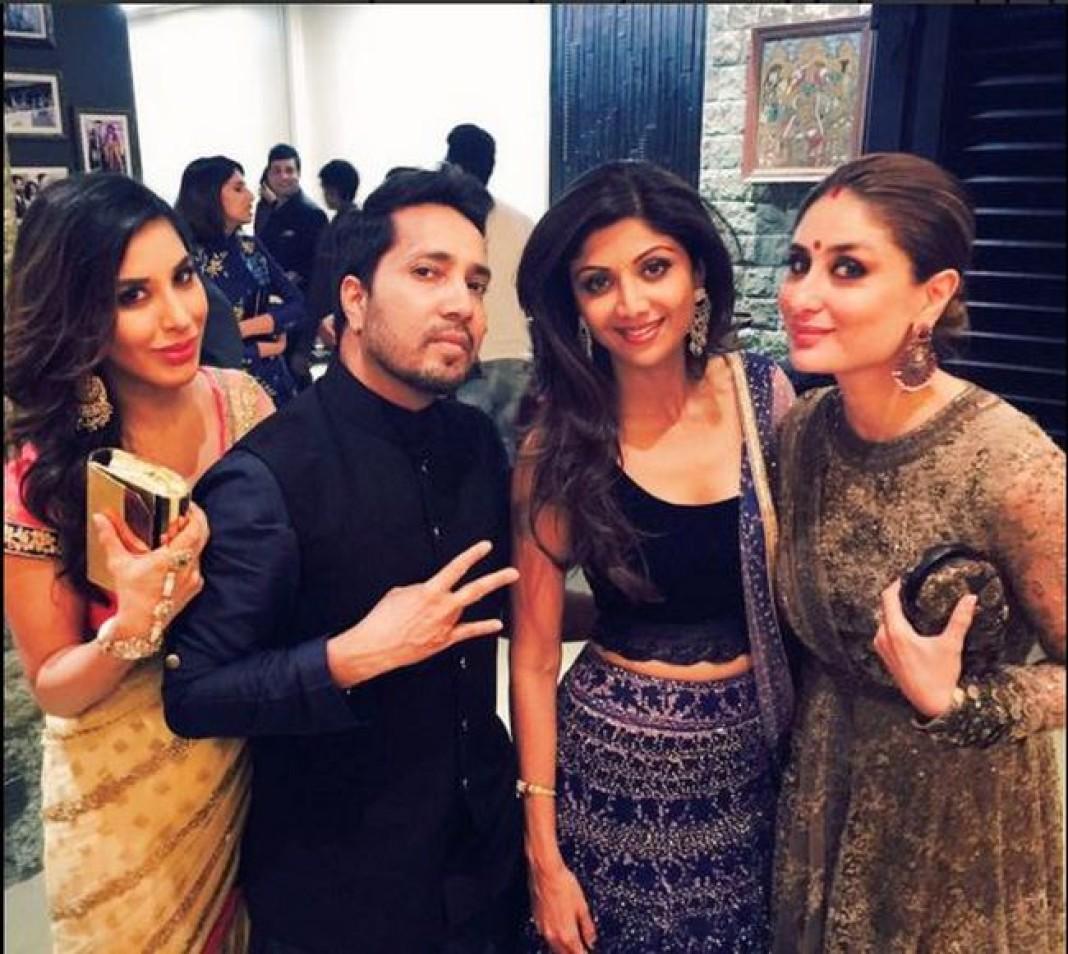 Bollywood celebrating Diwali