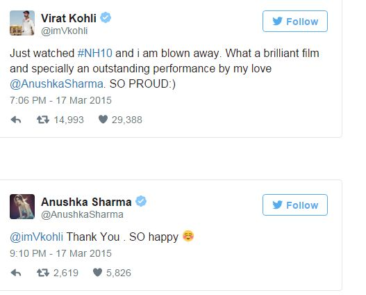 ViratKohli&AnushkaSharma