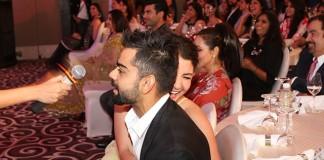 Virat Kohli And Anushka