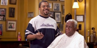 comedy flick barbershop