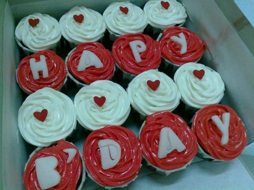 his birthday