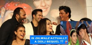 SRK-Kajol Magic