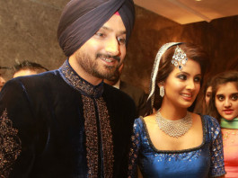 Bhajji reception