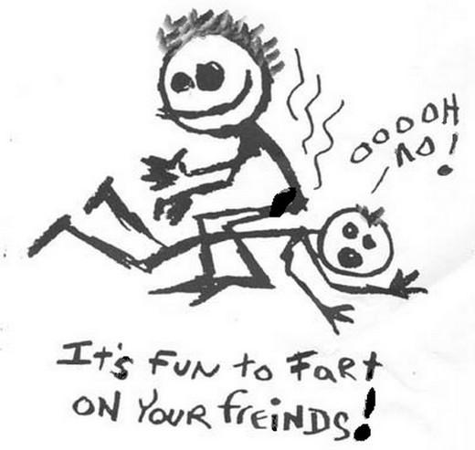 fart around